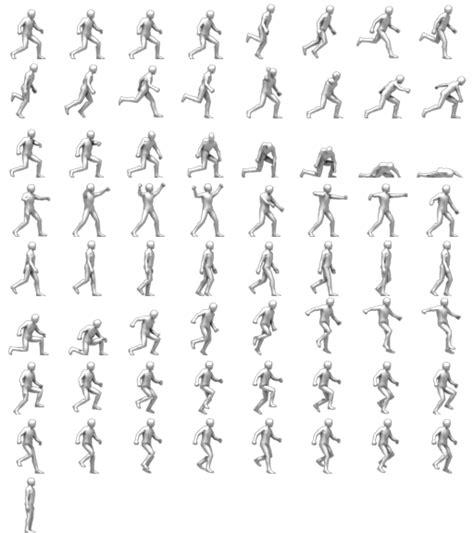 platformer animations opengameartorg