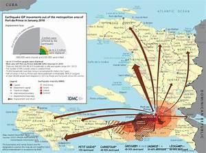 Haiti  Earthquake Idp Movements Out Of The Metropolitan Area Of Port
