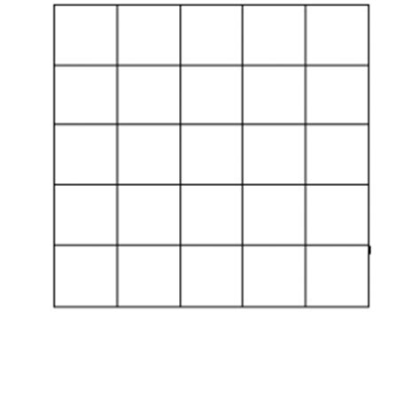 bingo game template ezklessonscom