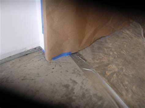 Iron Sulphate Concrete Stain