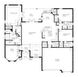 open floor plans one story 1000 ideas about open floor plans on open floor house plans open concept house