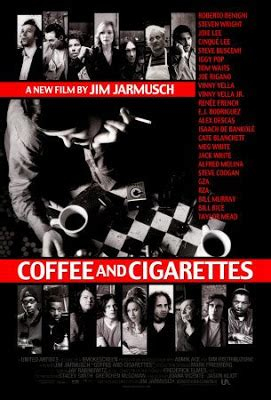 Coffee and cigarettes is a collection of eleven films from cult director jim jarmusch. JAZZ Y SAXOFON: 2009-05-10