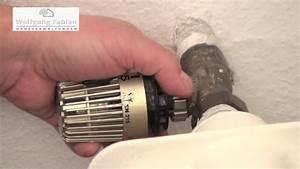 Danfoss Thermostat Wechseln : 06 thermostat g ngig machen youtube ~ Eleganceandgraceweddings.com Haus und Dekorationen