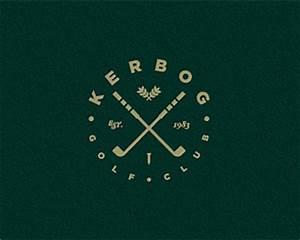 20 Brilliant Golf Logos | Web & Graphic Design | Bashooka