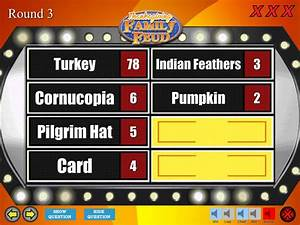 thanksgiving family feud trivia powerpoint game mac and With family feud powerpoint template with sound