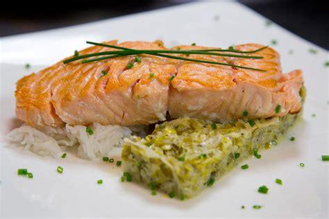 cuisiner des poireaux toutes nos astuces pour cuisiner le saumon envie de bien