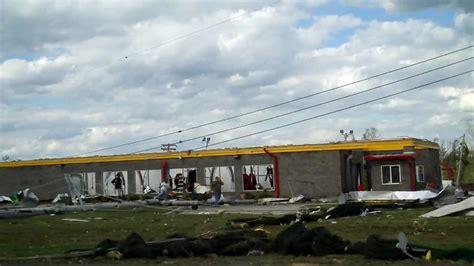 Albertville Al Tornado Damage