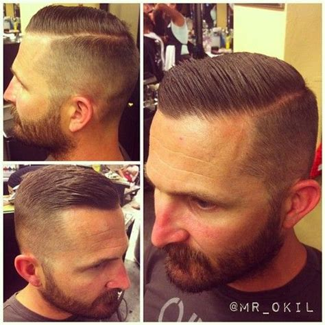 images  hair  pinterest pompadour mens haircuts  beards  mustaches