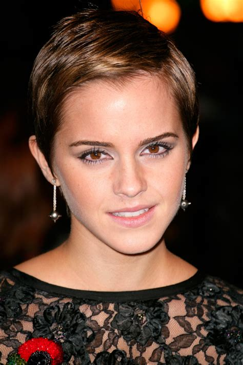 short hair emma watson hairstyle ideas in 2018