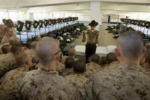 Hundreds of Recruits Get Sick at Marine Boot Camp ...