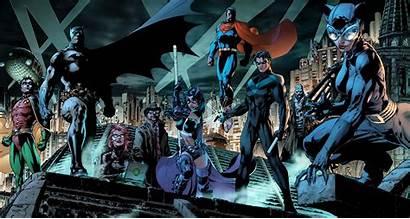 Dc Comics Wallpapers Wallpaperaccess
