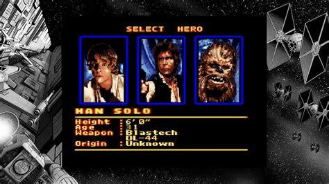 Super Star Wars (PS4 / PlayStation 4) Game Profile | News ...