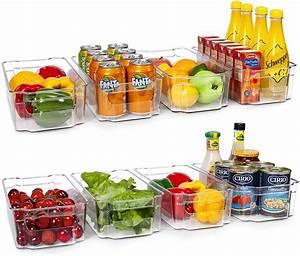 Hoojo, Refrigerator, Organizer, Bins