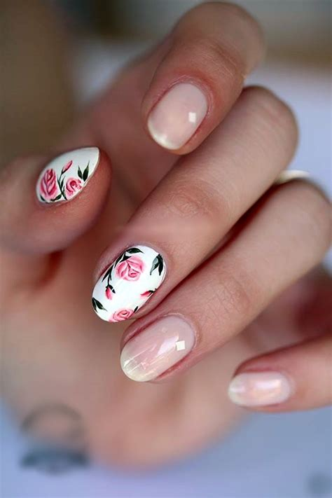 flower nail designs 101 flower nail designs that re attractive to handle