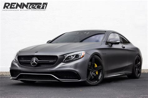 Mercedesamg S63 Coupe Gets More Power Than S65 With