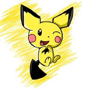 Pokemon Pichu