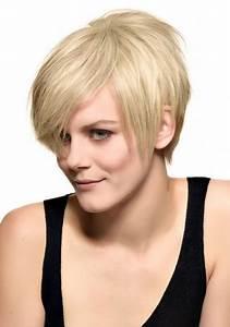 Coupe Carré Visage Rond : coupe cheveux fins raides visage rond ~ Melissatoandfro.com Idées de Décoration