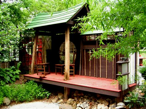 Japanischer Garten Reihenhaus by Japanese Zen Garden Japanese Tea House