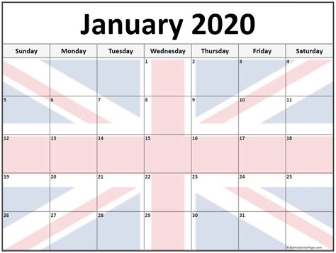 collection january photo calendars image filters