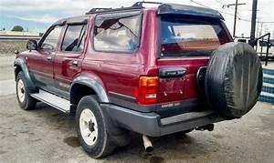 1994 Toyota Surf Hilux 3 0 1kzte Turbo Diesel Rhd