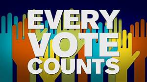 Election 2014: Every Vote Counts - YouTube