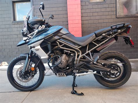 New 2019 Triumph Tiger 800 Xca Motorcycle In Denver #18t90