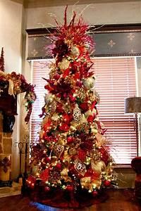 30, Stunning, Red, Christmas, Decorations, Ideas