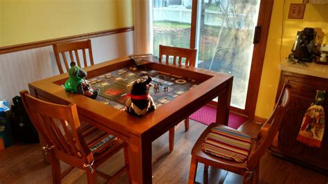 The Kitchen Game Table by Carolina Game Tables Carolina