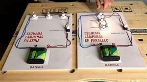 Circuito El U00e9ctrico En Paralelo