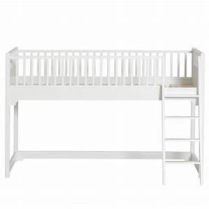 Hochbett Billig Kaufen : oliver furniture halbhohes hochbett seaside online kaufen emil paula kids ~ Indierocktalk.com Haus und Dekorationen