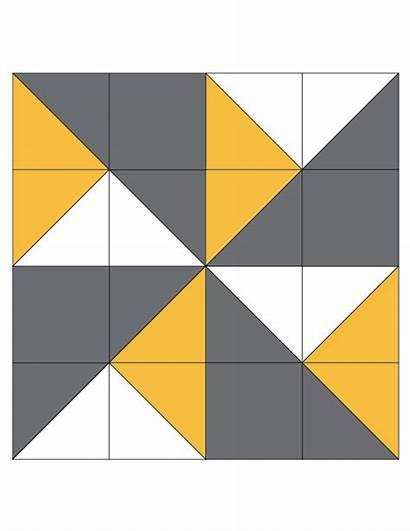 Quilt Pinwheel Block Double Patterns Pattern Blocks