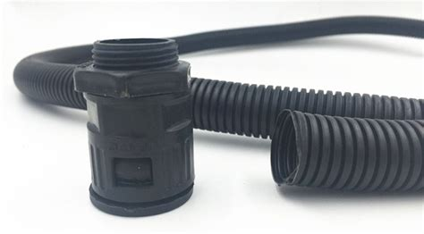 Pvc Flexible Corrugated Electrical Conduit Pipe