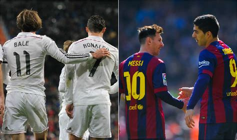 All news about the team, ticket sales, member services, supporters club services and information about barça and the club. Barcelona vs Real Madrid El Clasico Live Updates and Score, La Liga 2014-15: Barca hold nerve to ...