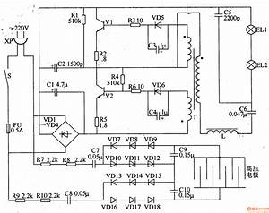 Component Led Light Driver Circuit Diagram Simple