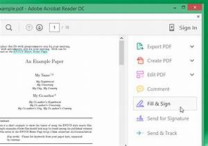 how to split merge reorder mark up and sign pdf files With sign documents pdf adobe