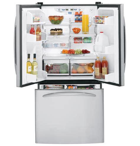 pfssisss ge profile  cu ft stainless bottom freezer refrigerator  internal