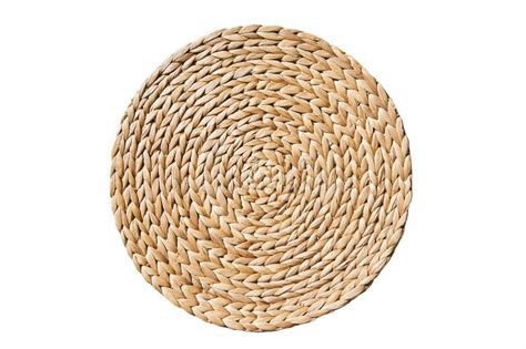 tapis paille rond idees de decoration interieure