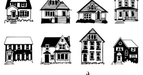gratis gambar rumah belajar coreldraw