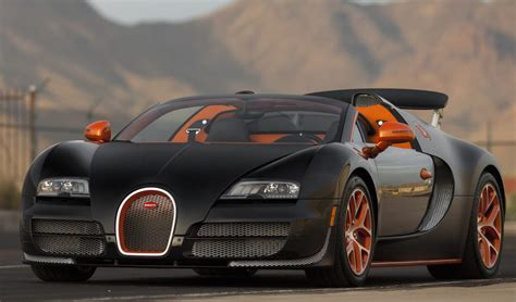 Off to Mecum Monterey: 1 of 150 Bugatti Veyron Grand Sport ...