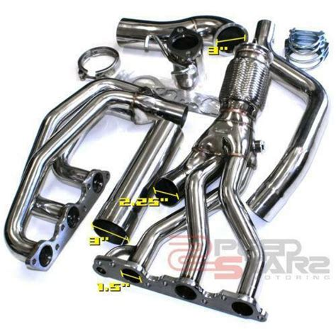 Buick Headers by Buick Regal Headers Ebay