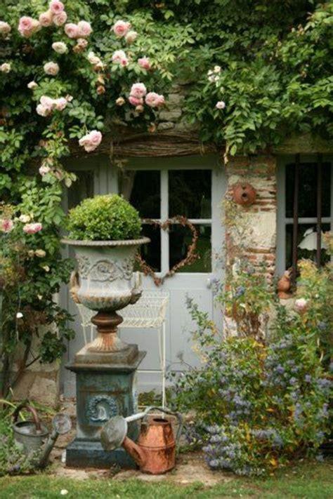 Schöne Deko Für Den Garten by 40 Beispiele F 252 R Shabby Chic Garten Mit Vintage Flair