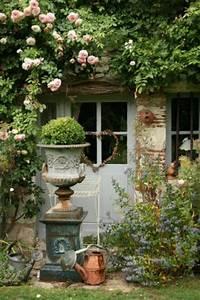 blogger shabby chic terrasse und garten mobel ideen und With französischer balkon mit shabby chic deko garten