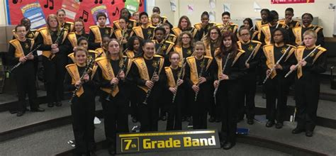 band wicomico middle