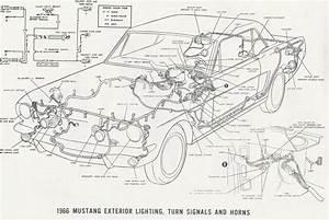 66 Mustang Starter Solenoid Wiring