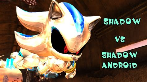 sonic generations pc shadow  shadow android ii youtube