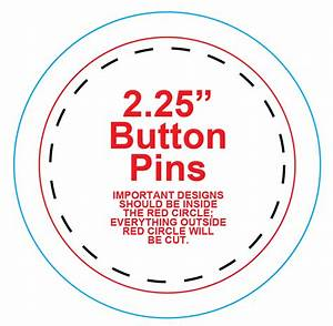 fantastic 225 inch button template ideas example resume With button template for word