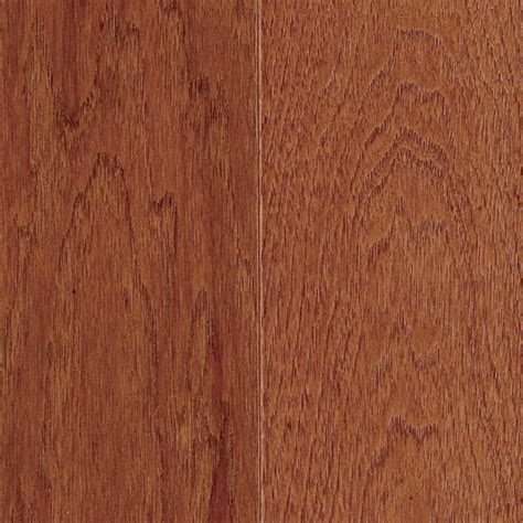 "Mannington Blue Ridge Hickory Plank 9/16"" x 5""   Cherry"