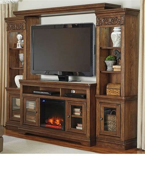entertainment center with fireplace insert 24 best images about tv stands entertainment walls on