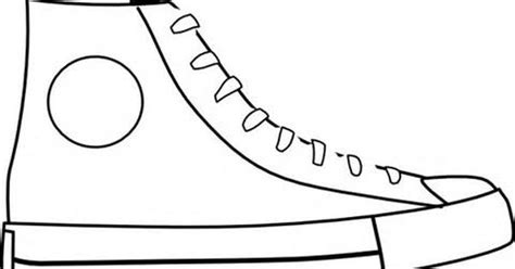 38,000+ vectors, stock photos & psd files. Blank Shoe Coloring Pages