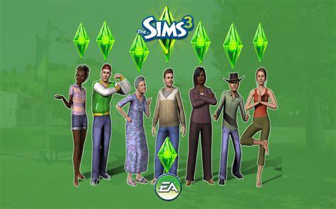 Sims 3 Wallpaper  The Sims 3 Wallpaper (6549714) Fanpop